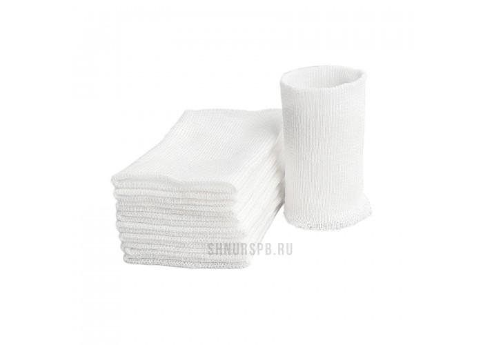 Трикотажный манжет для одноразовых медицинских халатов (тонкий)